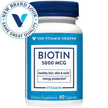 THE VITAMIN SHOPPE BIOTIN...