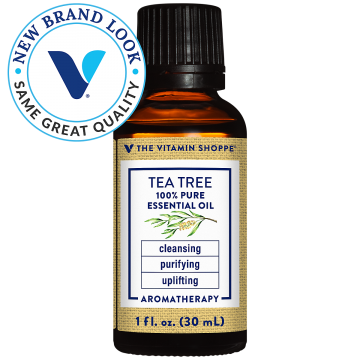 VITAMIN SHOPPE TEA TREE...