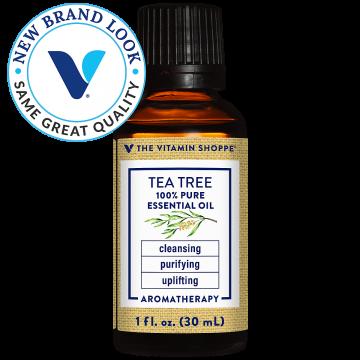 VITAMIN SHOPPE TEA TREE...