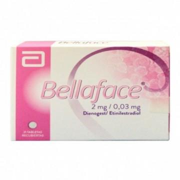 BELLAFACE X 21 TABLETAS