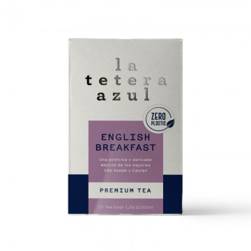 TÉ ENGLISH BREAKFAST...