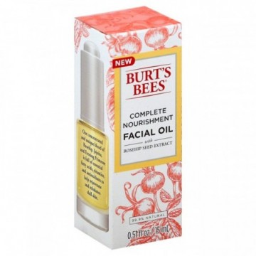 BURT'S BEES FACIAL OIL...