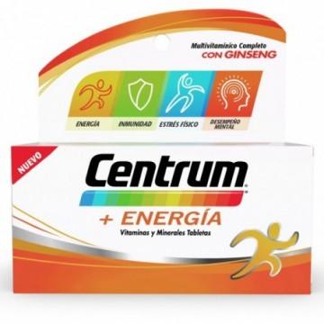 CENTRUM + ENERGIA 45 TABLETAS.