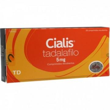 CIALIS 5 MG X 28 TABLETAS...