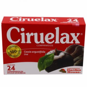 CIRUELAX X 24 COMPRIMIDOS
