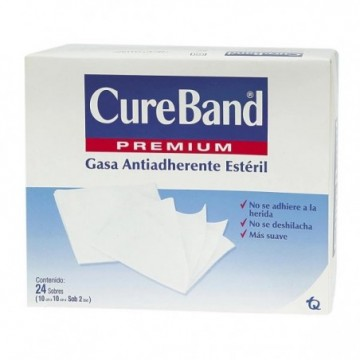CUREBAND GASA ESTERIL 10 CM...