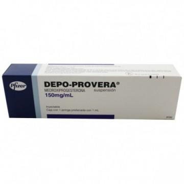 DEPO-PROVERA 150MG/ML AMPOLLA