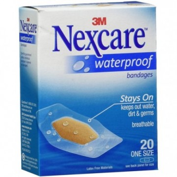 3M NEXCARE WATERPROOF...