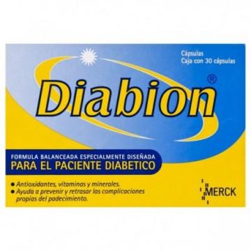 DIABION X 30 CAPSULAS