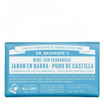 DR BRONNER'S SOAP BAR BABY...