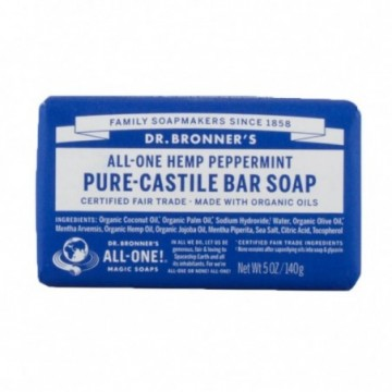 DR BRONNER'S SOAP BAR...