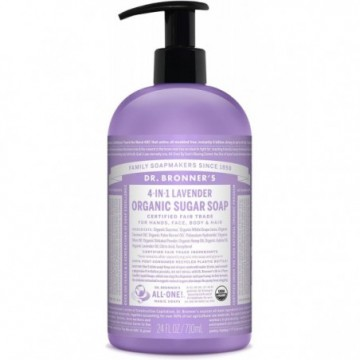 DR BRONNER'S SOAP PUMP...
