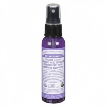 DR. BRONNERS HAND SANITIZER...
