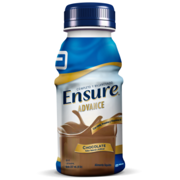 ENSURE ADVANCE CHOCOLATE X...