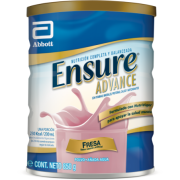 ENSURE ADVANCE  FRESA 850...