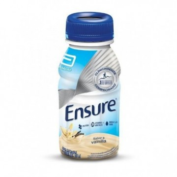 ENSURE VAINILLA X 237 ML