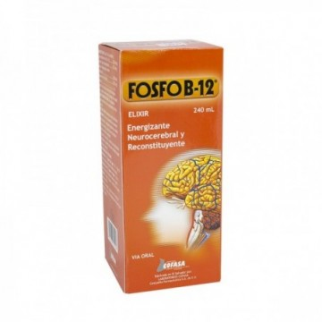 FOSFO B12 LIQUIDO X 240 ML