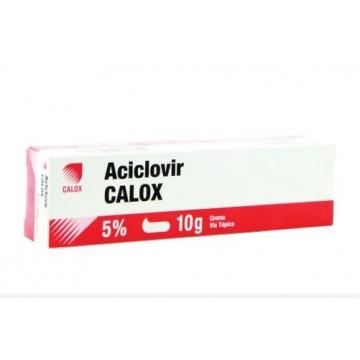 ACICLOVIR CREMA TOPICA X 10...