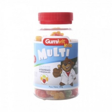 GUMIVIT KIDS MULTI X 60...