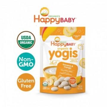 HAPPY BABY YOGIS BANANA &...