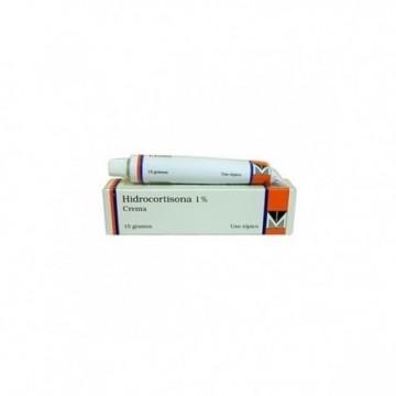 HIDROCORTISONA 1% CREMA 15...