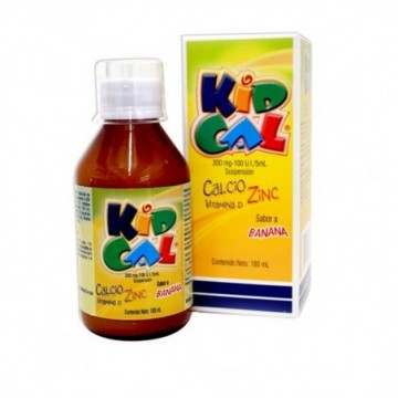 KID CAL 300MG/100UI/5ML X...