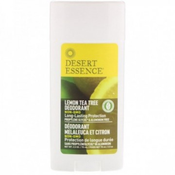 LEMON TEA TREE DEODORANT...