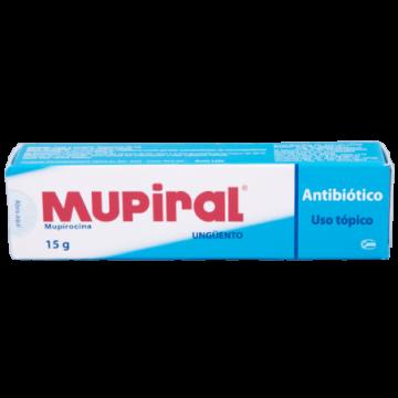 MUPIRAL UNGUENTO X 15 GRAMOS