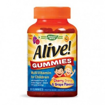 NATURE´S WAY ALIVE GUMMIES...