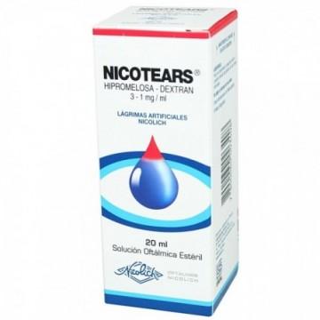 NICOTEARS SOLUCION...