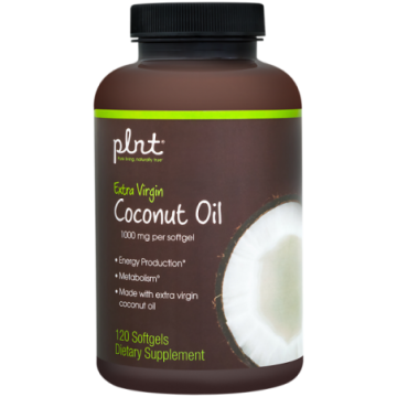 PLNT LIQUID COCONUT OIL X...