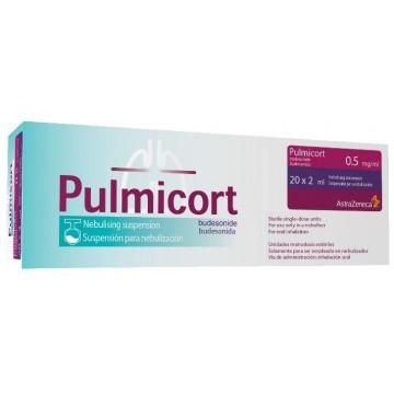PULMICORT  0.5MG/ML X 20...