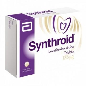 SYNTHROID 125 MCG X 30...