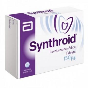 SYNTHROID 150 MCG X 30...