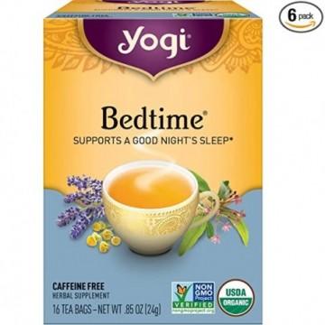 YOGI TEA BEDTIME X 16