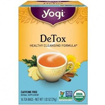 YOGI TEA DETOX 16 X 16