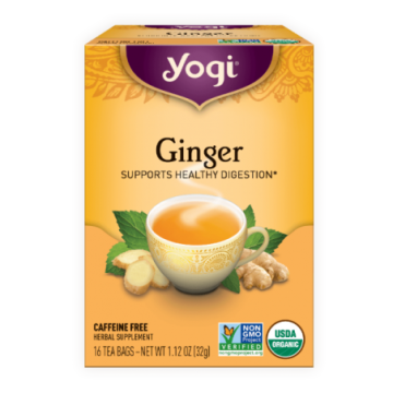 YOGI TEA GINGER X 16