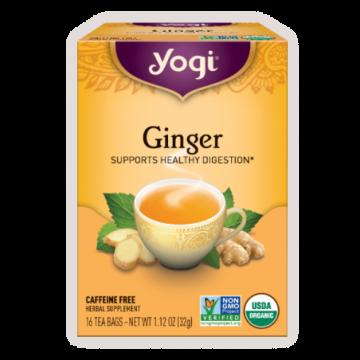 YOGI TEA GINGER X 16