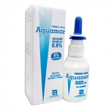 AQUAMAR 0.9 % SPRAY NASAL 50ML