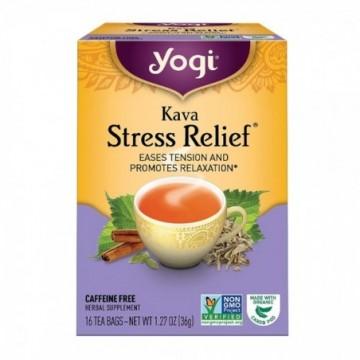 YOGI TEA KAVA STRESS RELIEF...
