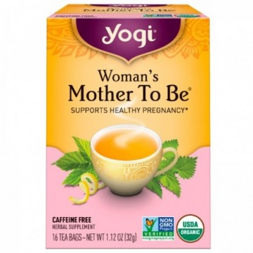 YOGI TEA MOTHER TO BE  X 16