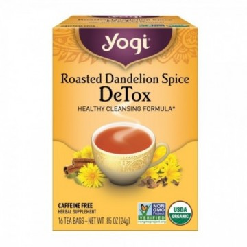 YOGI TEA ROASTED DANDELION...