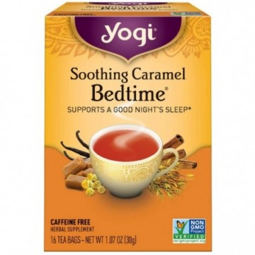 YOGI TEA SOOTHING CARAMEL...