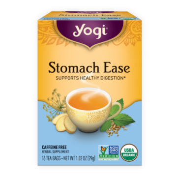YOGI TEA STOMACH EASE X 16