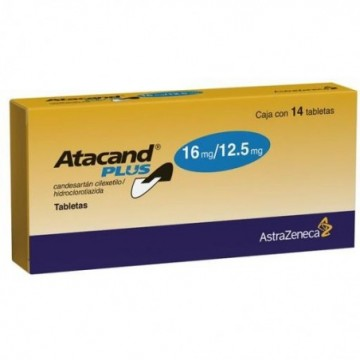 ATACAND PLUS 16/12.5 MG  X...