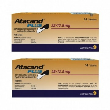 ATACAND PLUS 32/12.5 MG X...